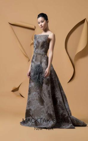 Isabel Sanchis Ufimisa Front Dress