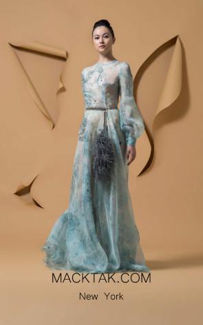 Isabel Sanchis Ukalamera Front Dress
