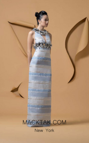 Isabel Sanchis Ullo Front Dress
