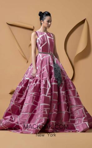 Isabel Sanchis Zigosel Front Dress