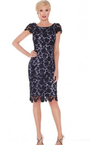 Jadore J6009 Midnight Front Dress