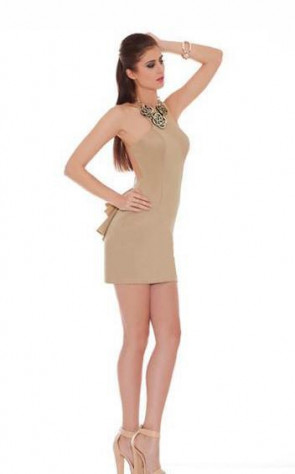 Jadore J6015C Front Dress