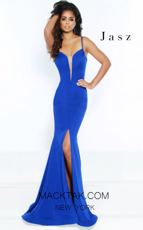 Jasz Couture 6497 Royal Front Prom Dress