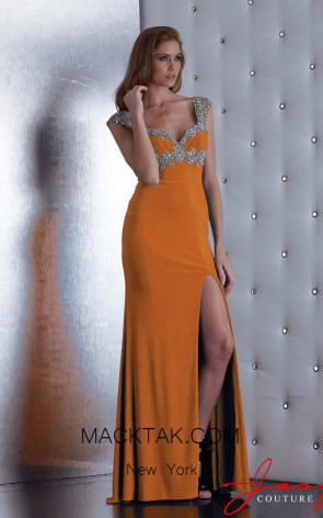 Jasz Couture Front 5446 Dress