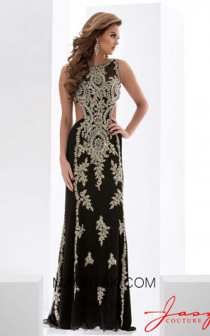 Jasz Couture 5600 Front Dress