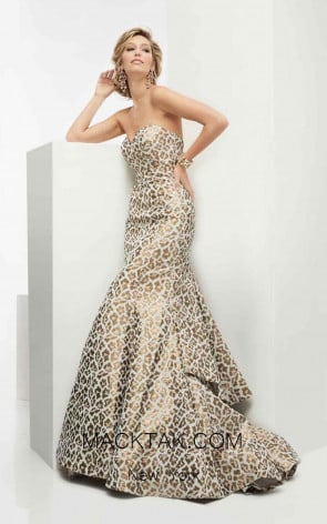 Jasz Couture 5911 Front Evening Dress