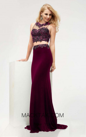 Jasz Couture 5916 Front Evening Dress