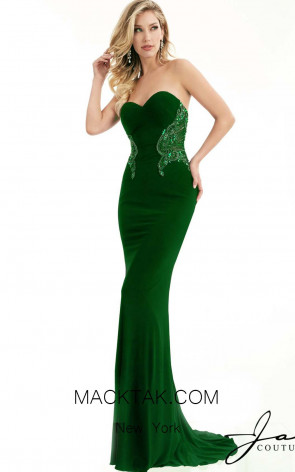 Jasz Couture 5982 Front Evening Dress