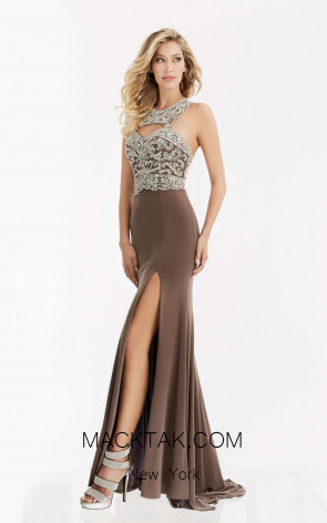 Jasz Couture 5994 Front Evening Dress