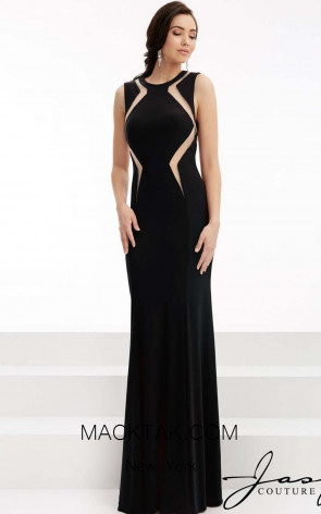 Jasz Couture 5999 Front Evening Dress