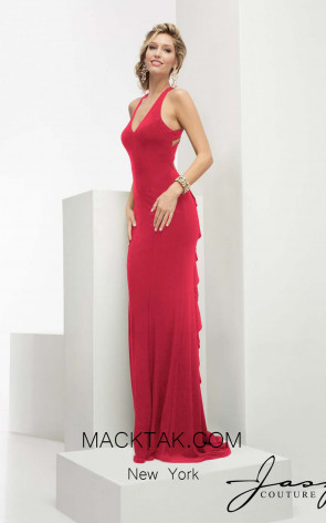 Jasz Couture 6036 Front Evening Dress