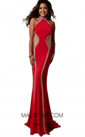 Jasz Couture 6208 Front Evening Dress