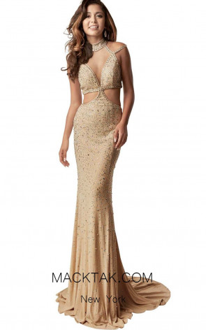 Jasz Couture 6225 Front Evening Dress