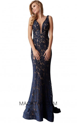 Jasz Couture 6287 Front Evening Dress