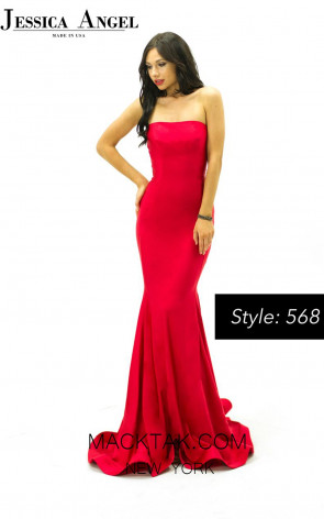 Jessica Angel 568 Front Dress