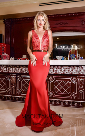 Jessica Angel 777 Front Dress