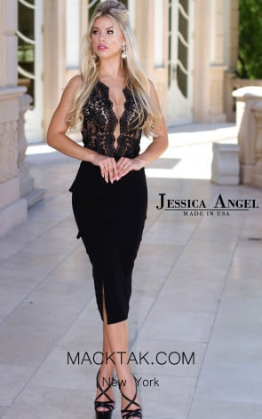 Jessica Angel 818 Front Dress
