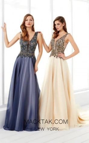Kenzel 6086 Evening Dress