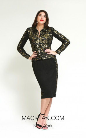 Kourosh H170 Front Dress