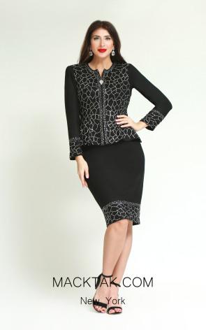 Kourosh H172 Front Dress