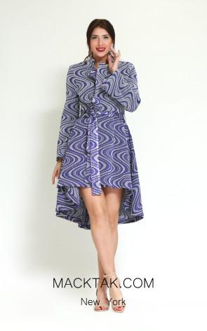 Kourosh H180 Front Dress