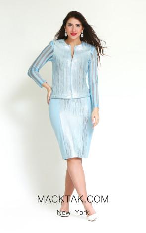 Kourosh H181 Front Dress