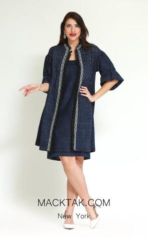 Kourosh H182 Front Dress