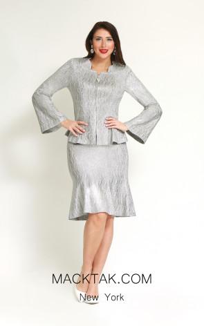 Kourosh H193 Front Dress