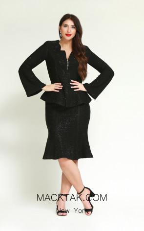 Kourosh H194 Front Dress