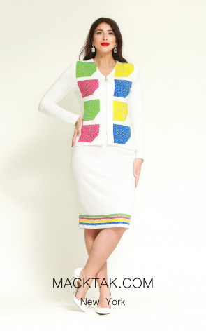Kourosh H197 Front Dress