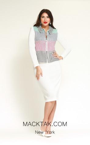 Kourosh H201 Front Dress
