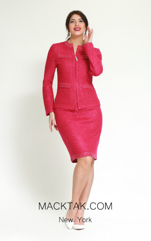 Kourosh H205 Front Dress