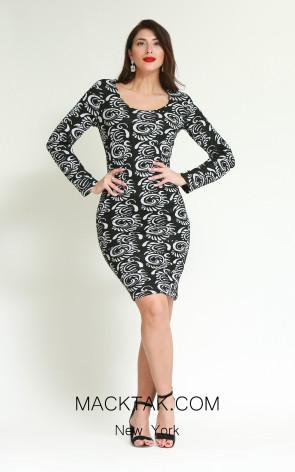 Kourosh H839 Front Dress