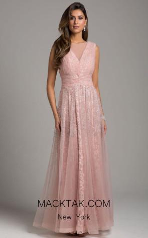 Lara 29963 Blush Front Dress