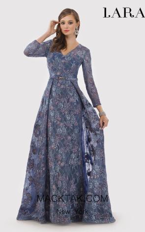 Lara 29791 Front Dress