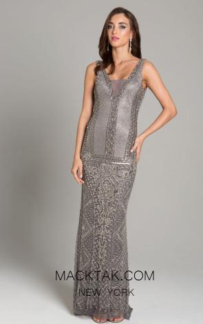 Lara 29891 Platinum Front Dress