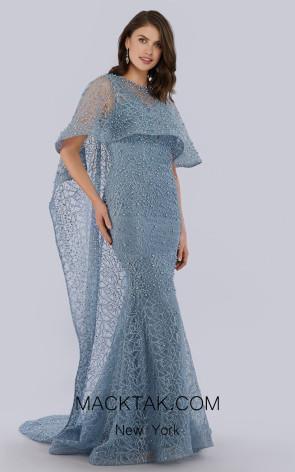 Lara 33536 Dusk Front Dress