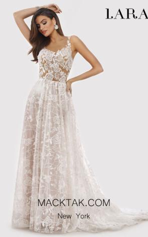 Lara 51022 Front Dress