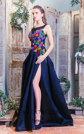 Missaki Couture MC3514 Dress