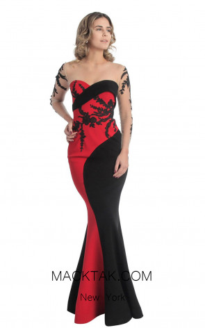 MNM Couture G0747 Front Dress