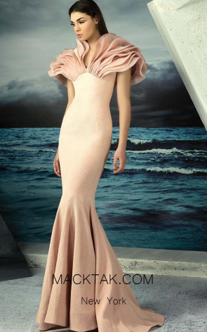 MNM Couture G0807 Front Dress