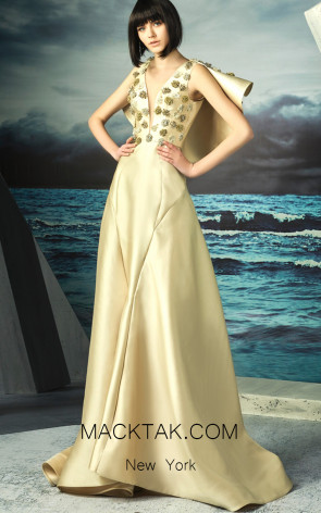MNM Couture G0825 Front Dress