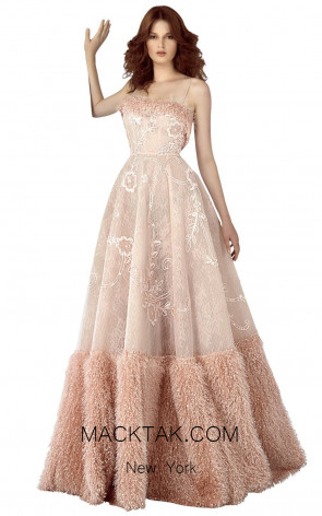 MNM Couture G0856 Front Dress