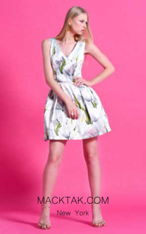 Nurible 10525 Front Dress