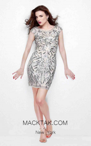 Primavera Couture 1649 Front Dress