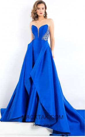 Rachel Allan 5988 Royal Front Evening Dress