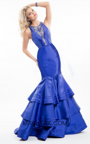 Rachel Allan 7582 Royal Front Evening Dress