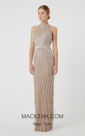 Rachel Gilbert RG60611 Front Evening Dress
