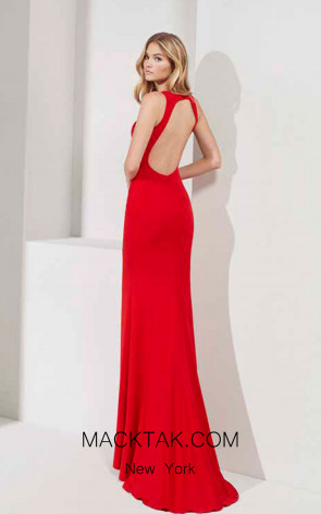 Rosa Clara Cocktail 3T142 Back Dress