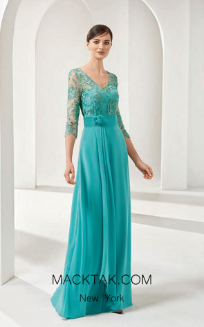 Rosa Clara Couture 3G120 Evening Front Dresses